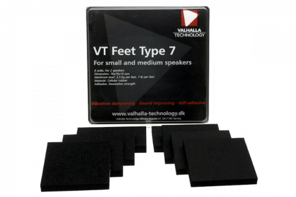 Valhalla Technology VT-Feet